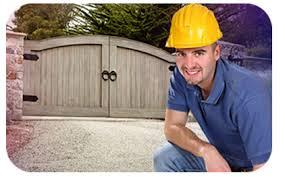 sliding gate repair